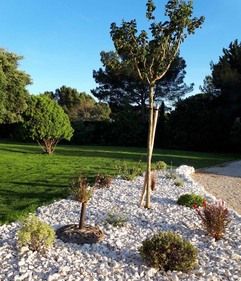 Rocaille Beaumont Paysages jardinier paysagiste